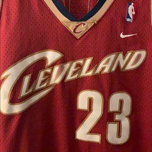 Nike Lebron James Jersey